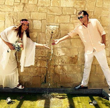Бывшая жена Горбаля вышла замуж на Кипре: опубликованы фото