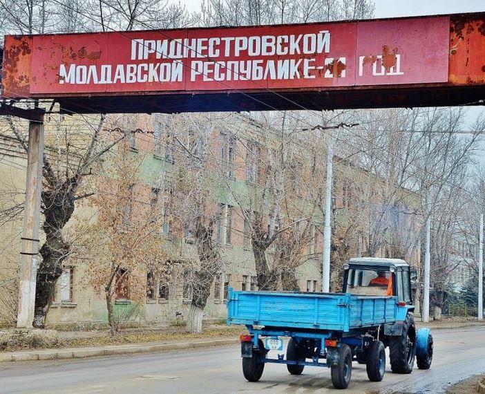 Молдова потребовала вывести российские войска из ПМР