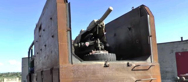 Под Артемовском боевики накрыли мирных жителей из миномета