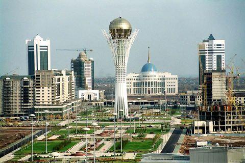Астана может стать привлекательным местом для бизнесменов, чем Москва.