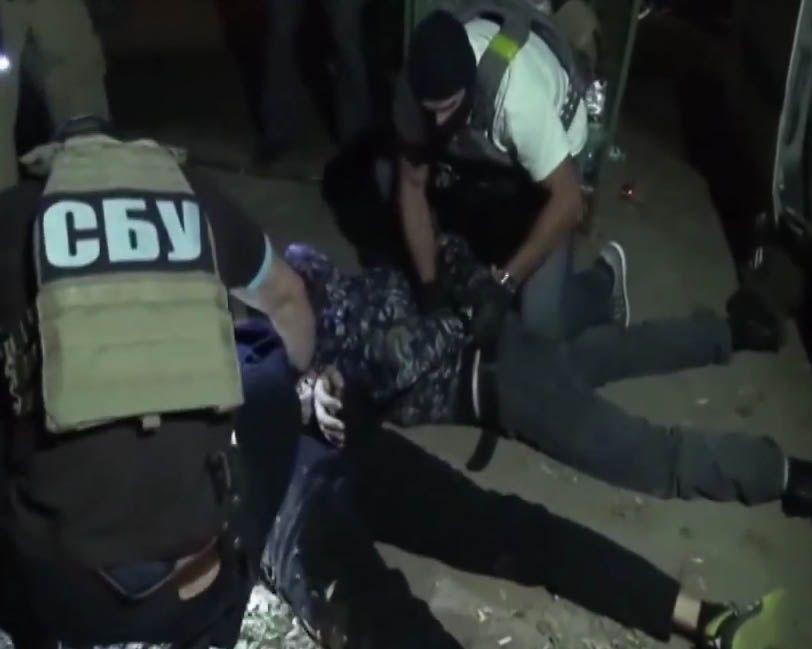 На Николаевщине накрыли банду сепаратистов