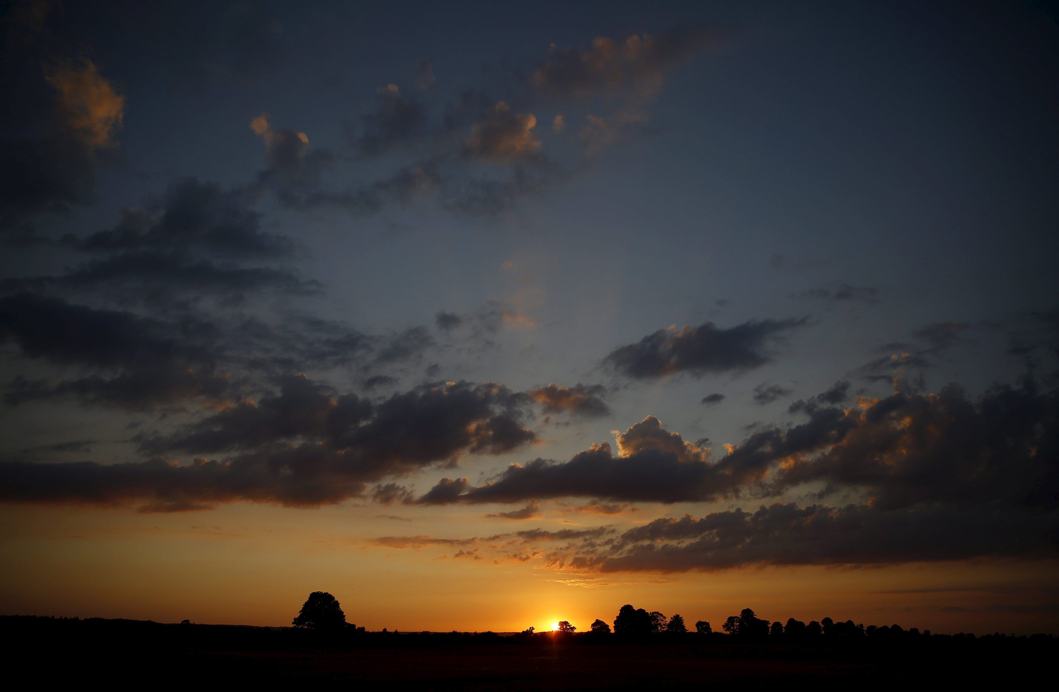 Вероятность солнечного минимума высока