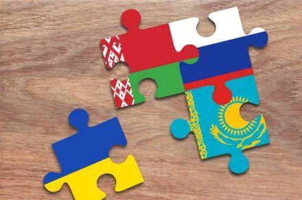 Украина, Россия, Беларусь, Кахахстан, паззлы
