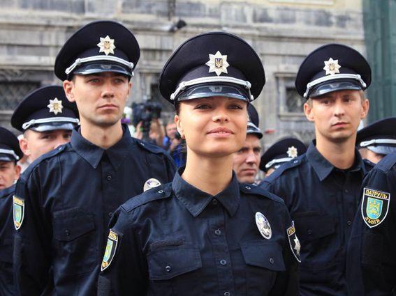 Львовские полицейские, иллюстрация