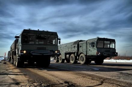 В армии России