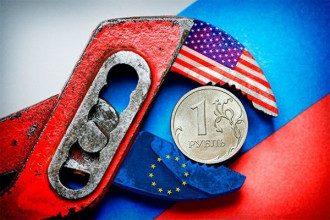 Санкції, Захід, США, Росія, рубль