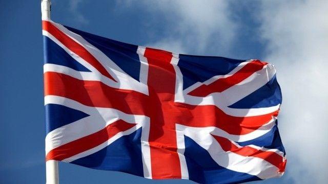 Флаг Британии, иллюстрация