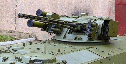 Украинская автоматическая пушка