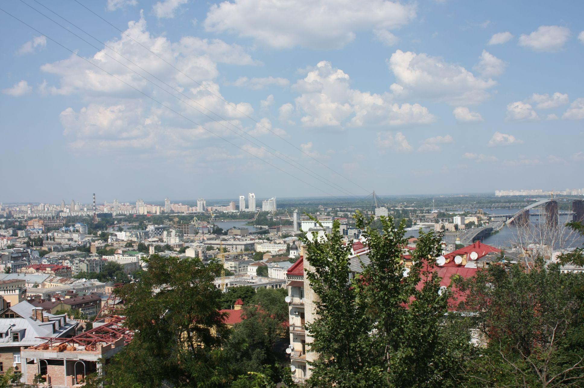 Киев переименует 84 улицы и площади