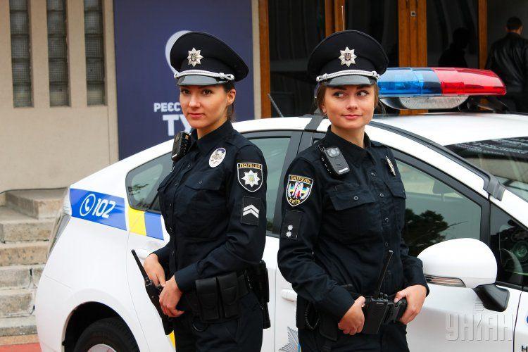 Партульные полицейские, иллюстрация