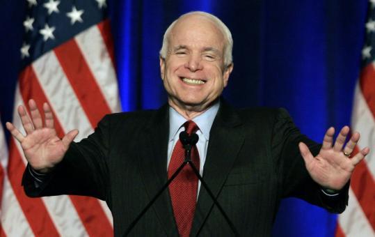 Джон Маккейн может стать Героем Украины. Посмертно