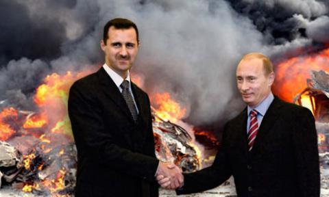 В РФ хотят продавать путевки на линию фронта в Сирии