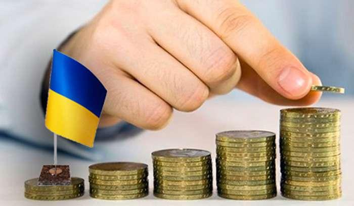 Украинская экономика выросла на 2,4%