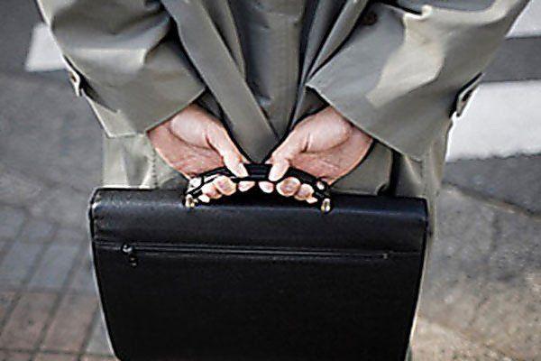 Чиновники, увольнение, портфель