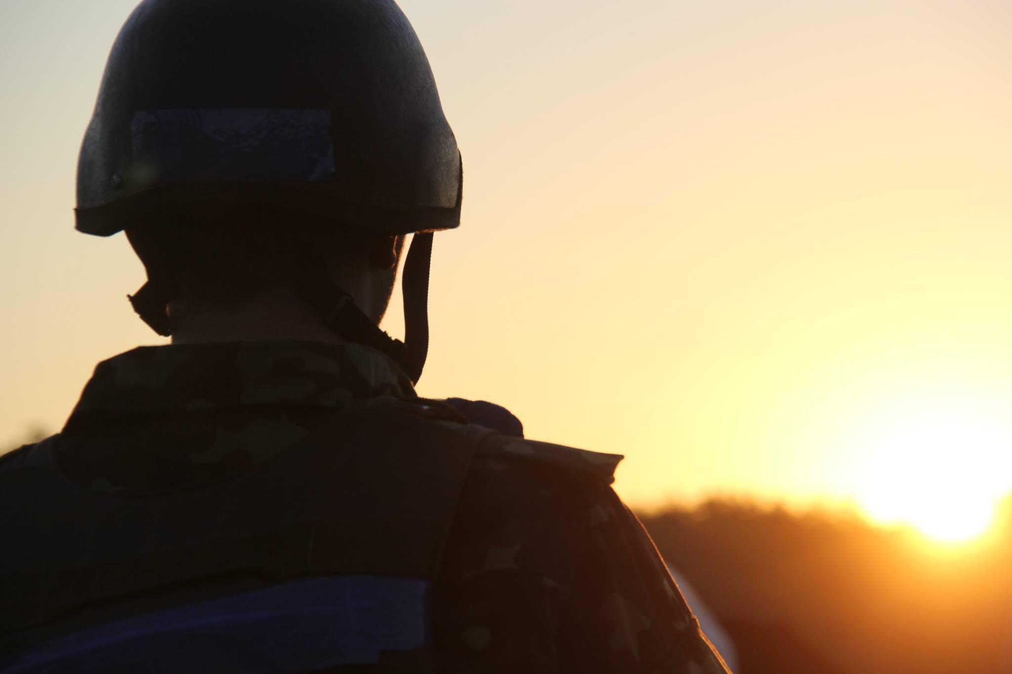 Рассвет на Донбассе, иллюстрация