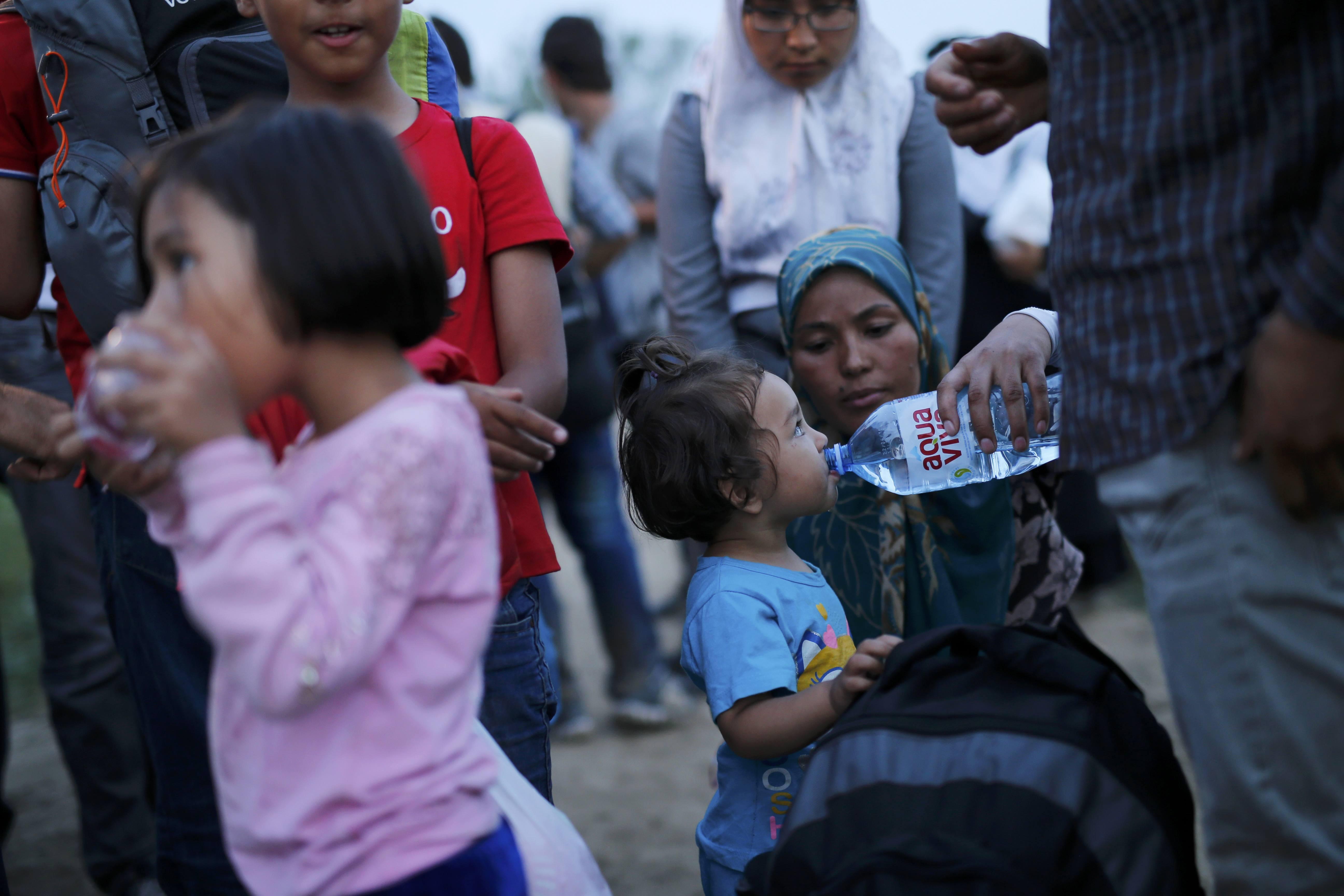 Беженцы в Хорватии