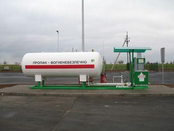 Газозаправка