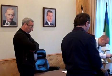 В РФ у главы Коми изъяли коллекцию часов на миллион