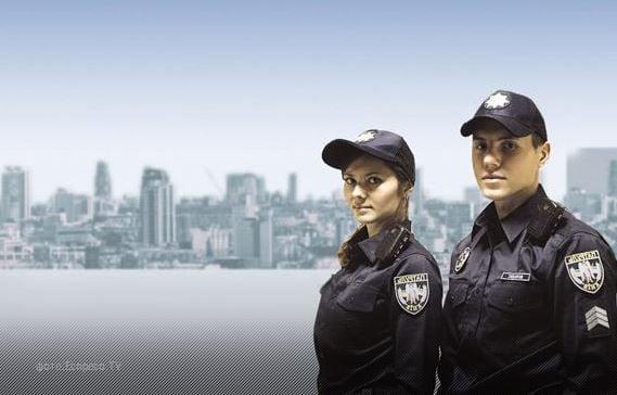 Киевские полицейские, иллюстрация