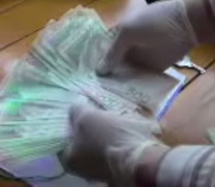 В Сумах экс-глава областного избиркома попался на взятке
