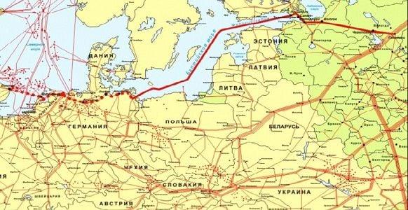 Карта прокладки