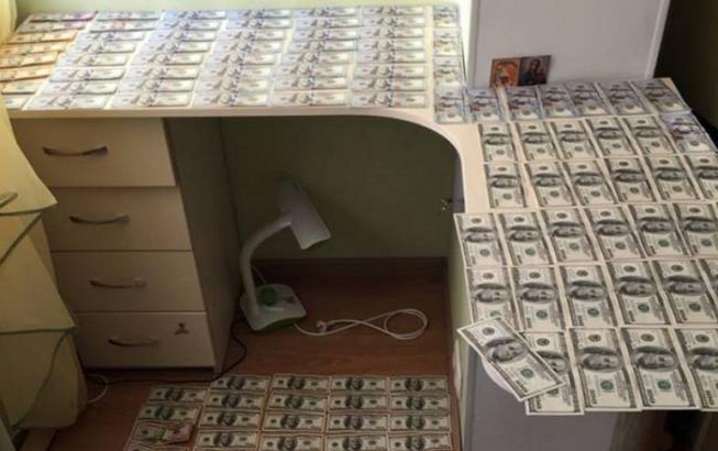 Деньги злоумышленников