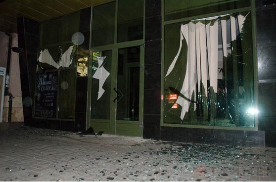 Последствия теракта в Одессе, иллюстрация