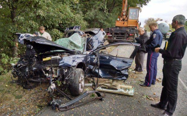 На Черкасчине в ДТП погибли 5 человек