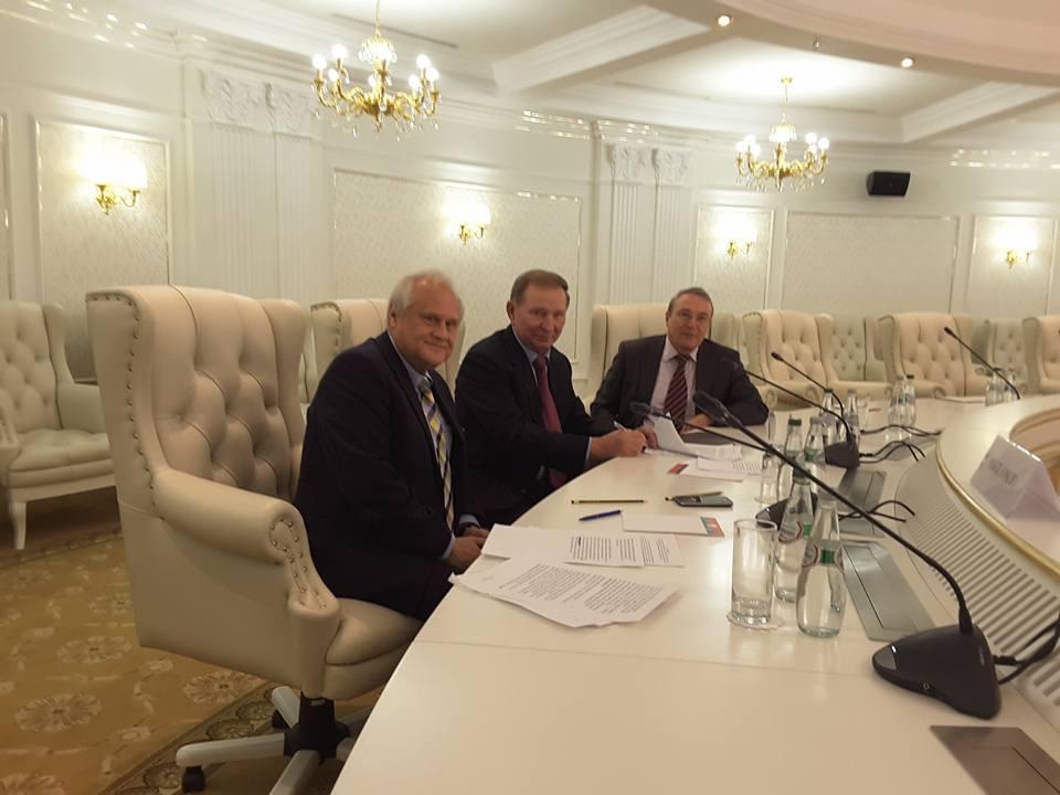 Стороны обязались соблюдать режим тишины и не чинить препятствий миссии ОБСЕ