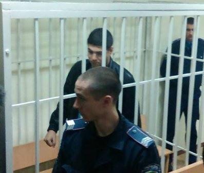 Сергей Калиновский в суде