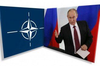 НАТО, Путін