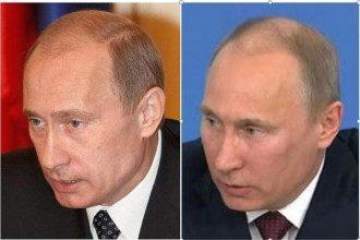 """За пять лет россиянам показывали семь """"версий Путина"""""""