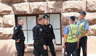 Новая полиция и ГАИшники