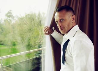Украинский рэпер Ларсон