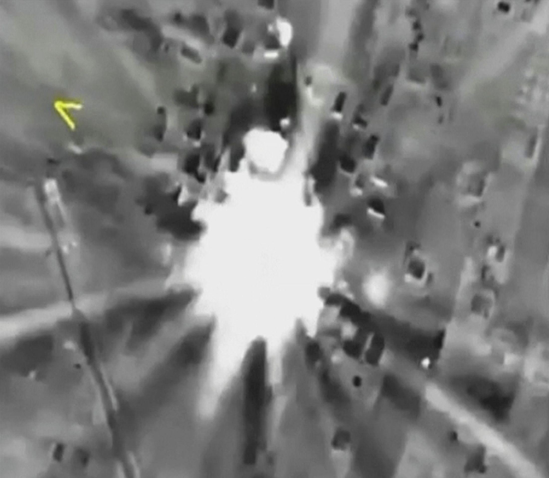 РФ планирует наращивать интенсивность авиаударов в Сирии