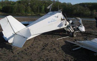 Крушение самолета, иллюстрация