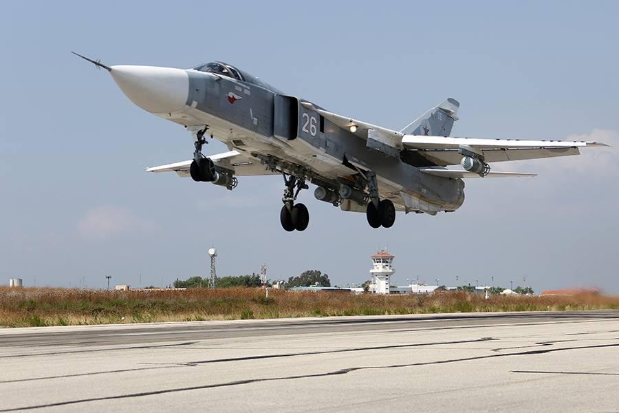 В Сирии самолеты РФ убили 34 мирных жителя