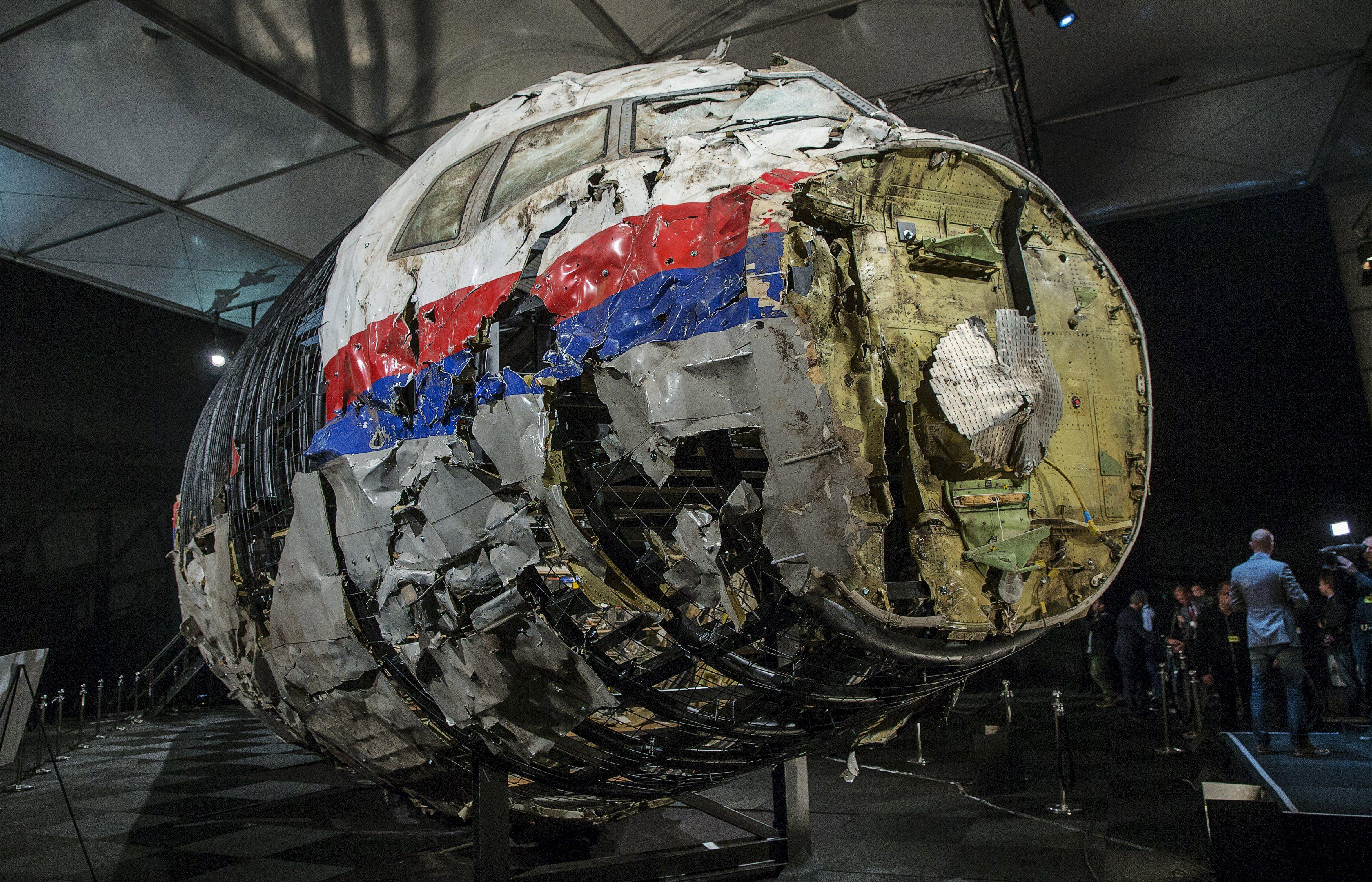 Российский генерал в отставке заверил, что не причастен к гибели Boeing