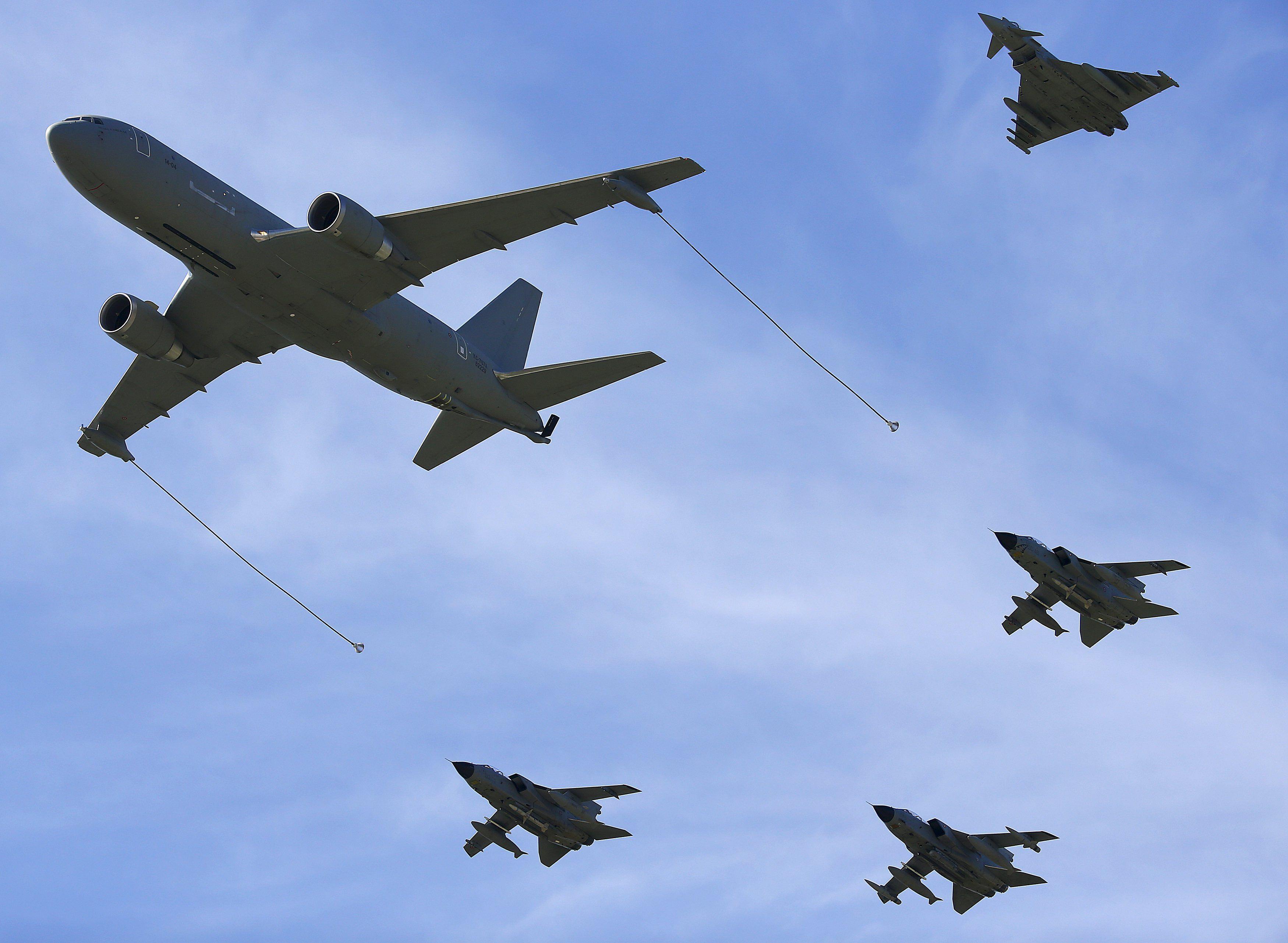 Учения НАТО, иллюстрация