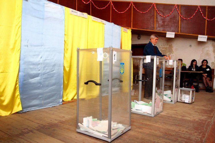 выборы, Закарпатье