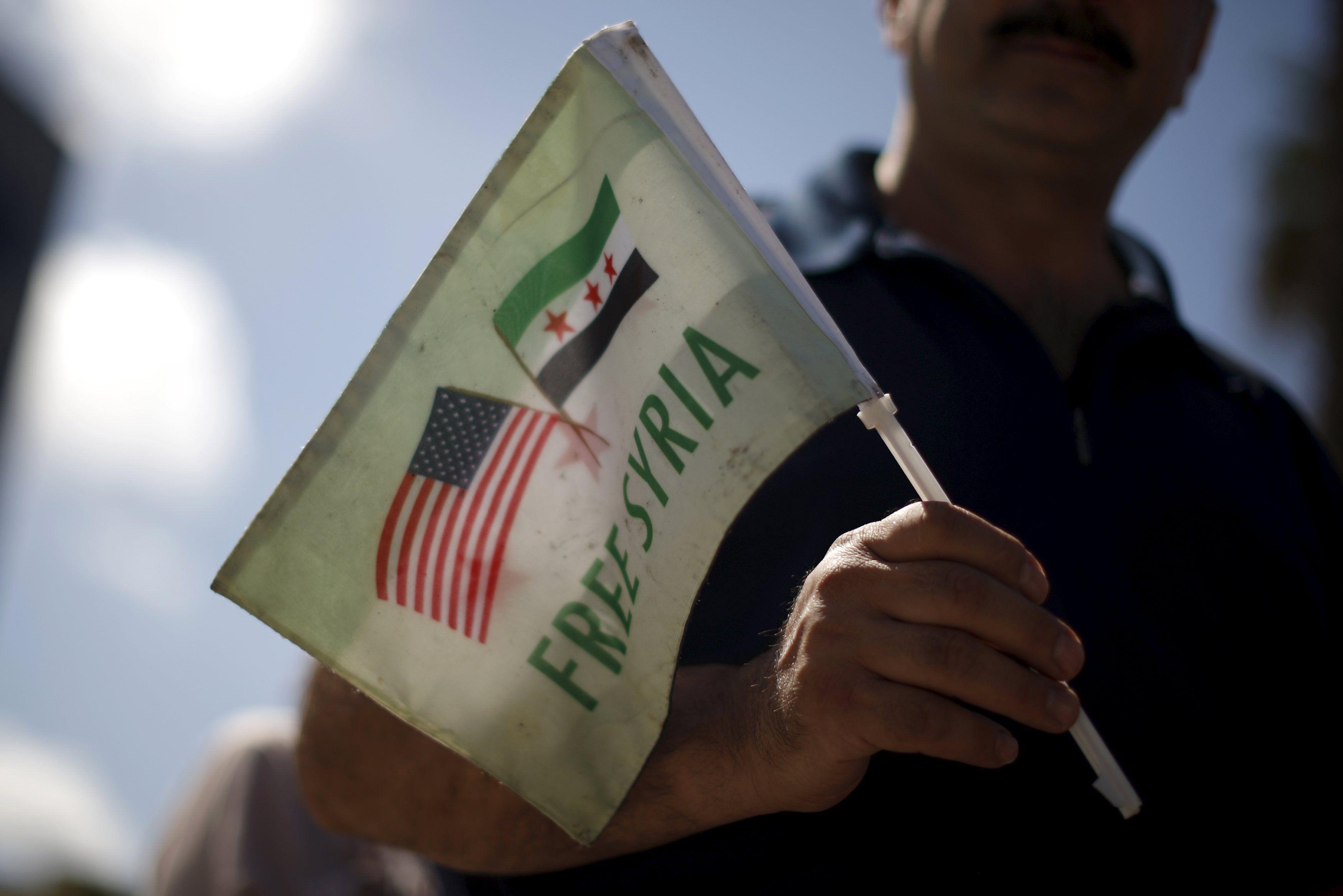 США планируют начать сухопутную операцию в Сирии