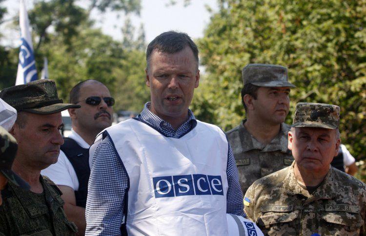 Александр Хуг, ОБСЕ
