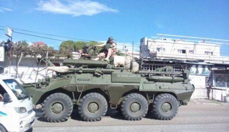 Российская военная техника в Сирии, иллюстрация