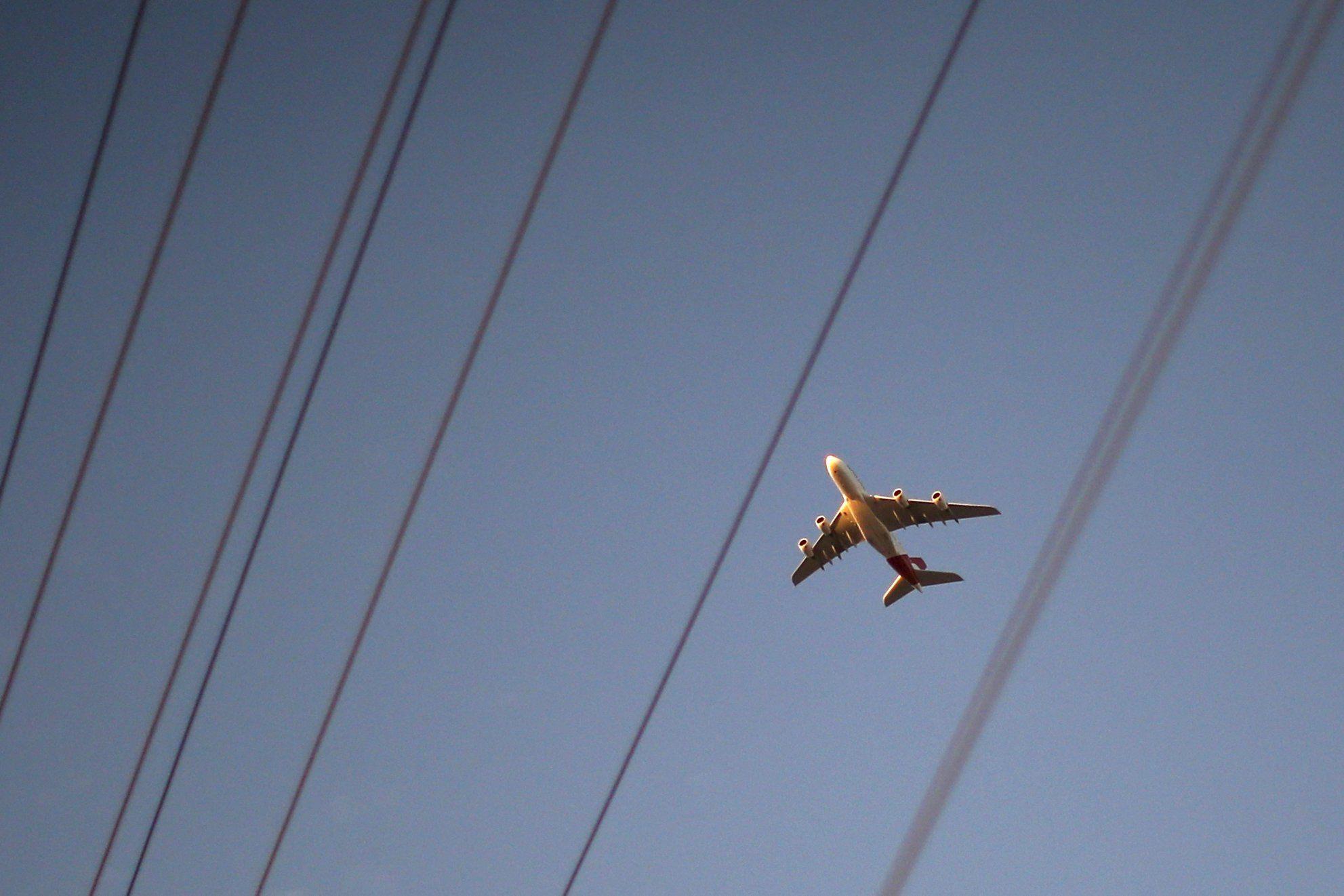 Самолет, иллюстрация