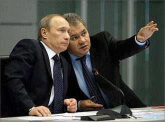 Хакеры поиздевались над Путиным и Шойгу