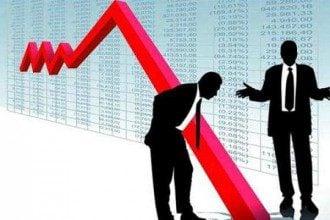 Экономика, рост, падение, ВВП