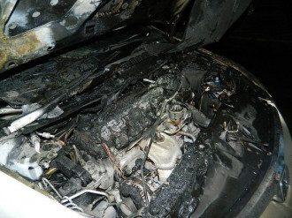 В Киеве иностранец оказался серийным поджигателем машин
