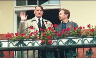 """Адольф Гитлер из фильма """"Он снова здесь"""""""