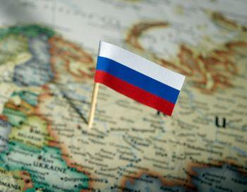 Россия, распад, флаг
