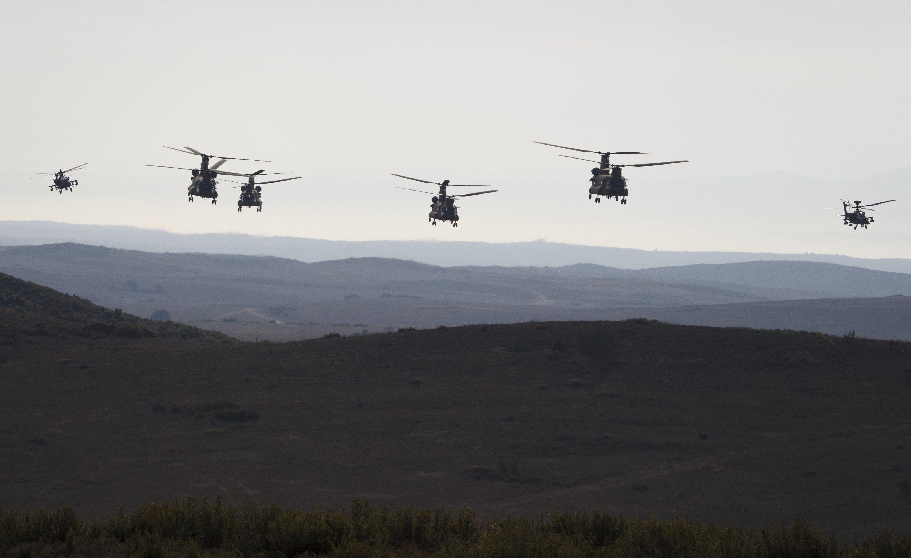 В НАТО отработают реакцию на агрессию с Востока